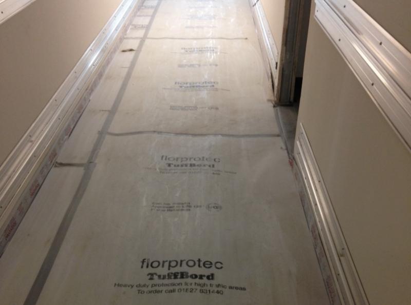 The biggest square metre job in London