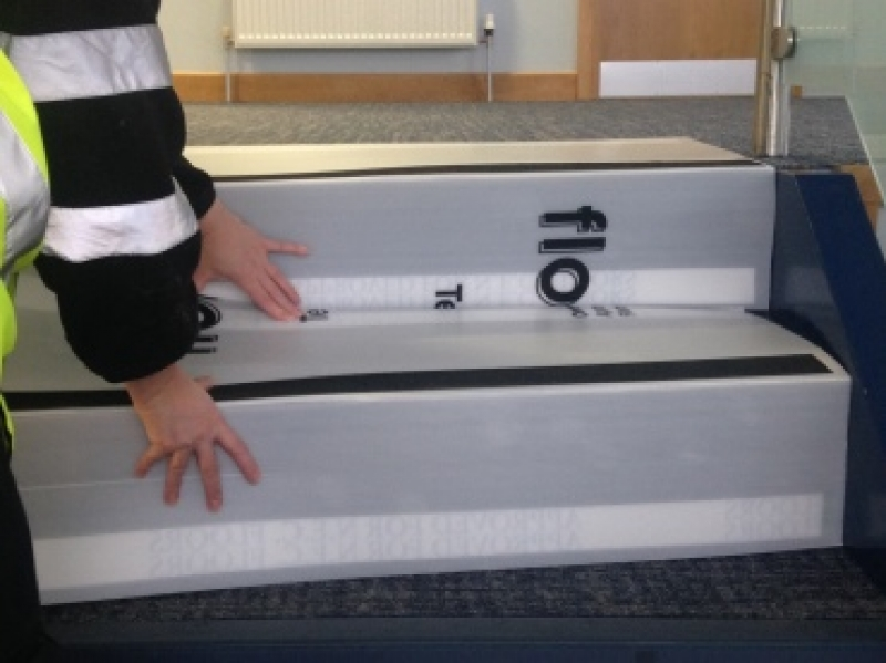 New product launch - Heavy Duty Stair Protection Cut to Size