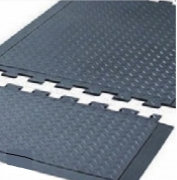Comfort Lock Rubber Matting