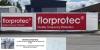 Florprotec herras fence banner