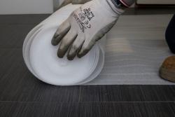 Foam floor protection