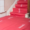Florprotec plumbers/utilities heavy duty dust sheets