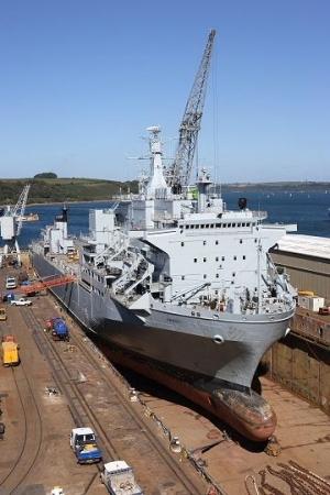 ship repair protection